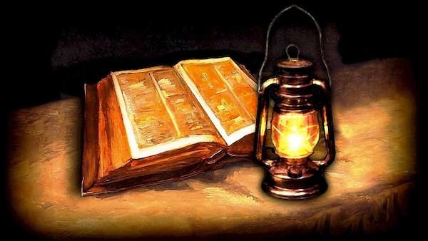 拨亮灯芯-圣经点拨